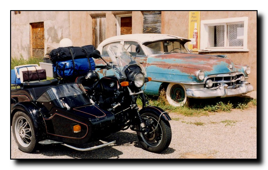 bmw in ghost town author ackerson pat