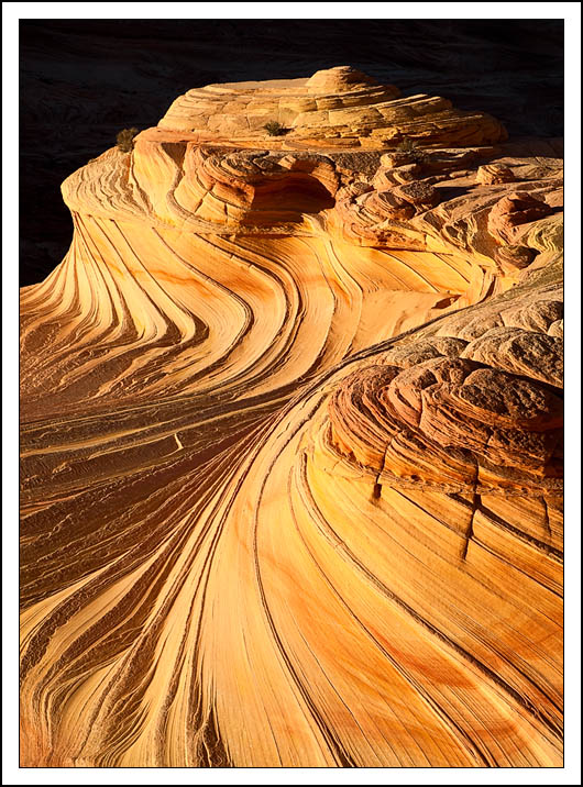 the second wave in arizona s coyote buttes area of edge bret