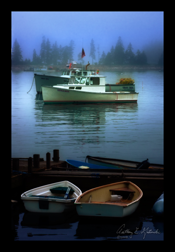 lobster boats author gutowski anthony