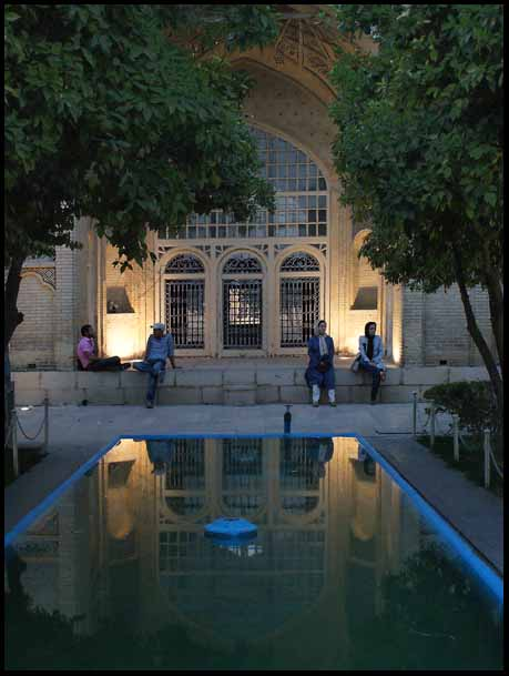 tomb of the poet hafez author downs jim