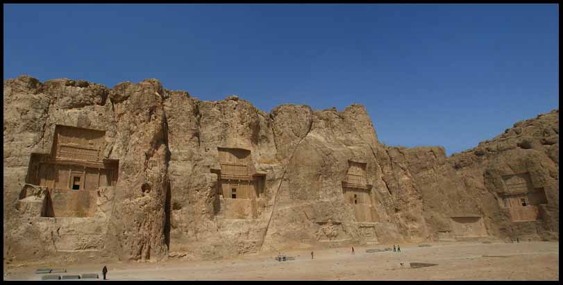 tombs of naghsh e rostam author downs jim