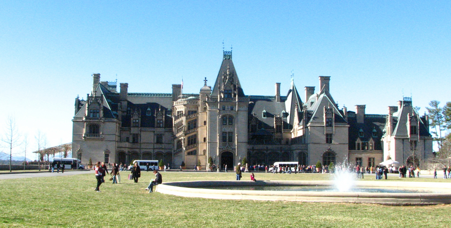 biltmore house from a distance author womack jo john