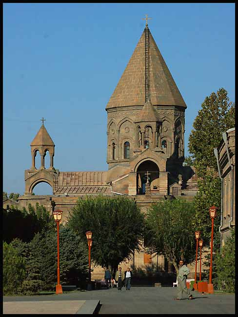 the cathedral at echmiadzin author downs jim