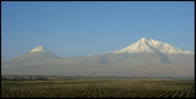 mt tend rek left ararat in turkey loom above ar downs jim