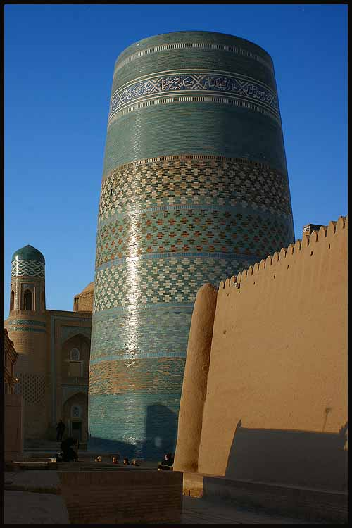 kalta minor minaret khiva author downs jim