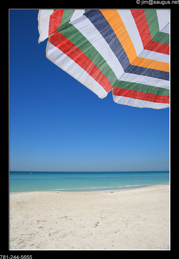 florida photos gulf of mexico beach umbrella stock harrington usa massachusetts j