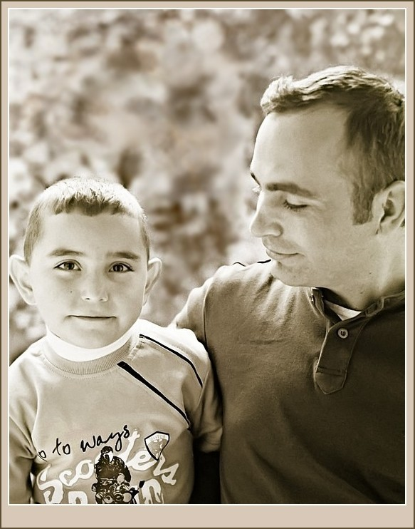 ceyhun and his father author celasun bulent
