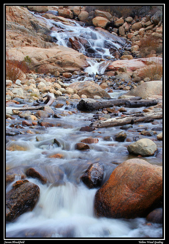alluvial fan falls by steven hirschfield author gricoskie jared