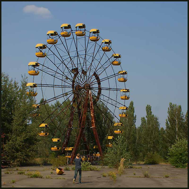 the ferris wheel at pripyat author downs jim