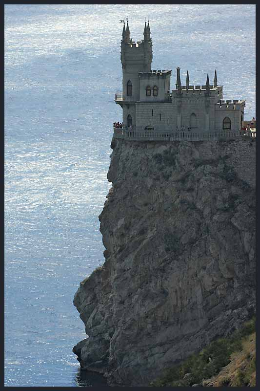 swallow s nest yalta ukraine author downs jim