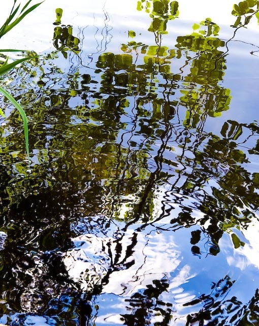 summer lake reflections author soini hannu