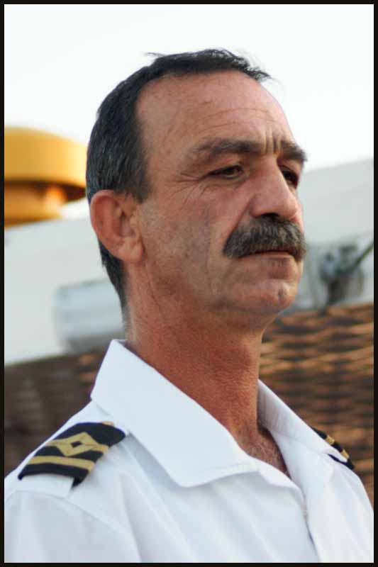 the turkish ferry boat captain on bosphorus st downs jim