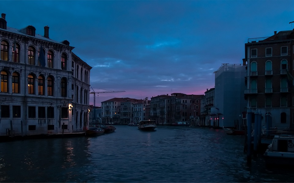 dawn on the grand canal author wilbrecht jon