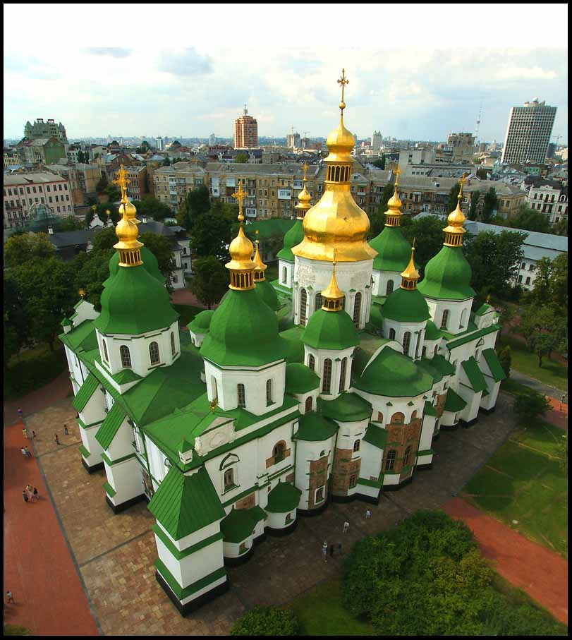 st sophia s cathedral kiev author downs jim