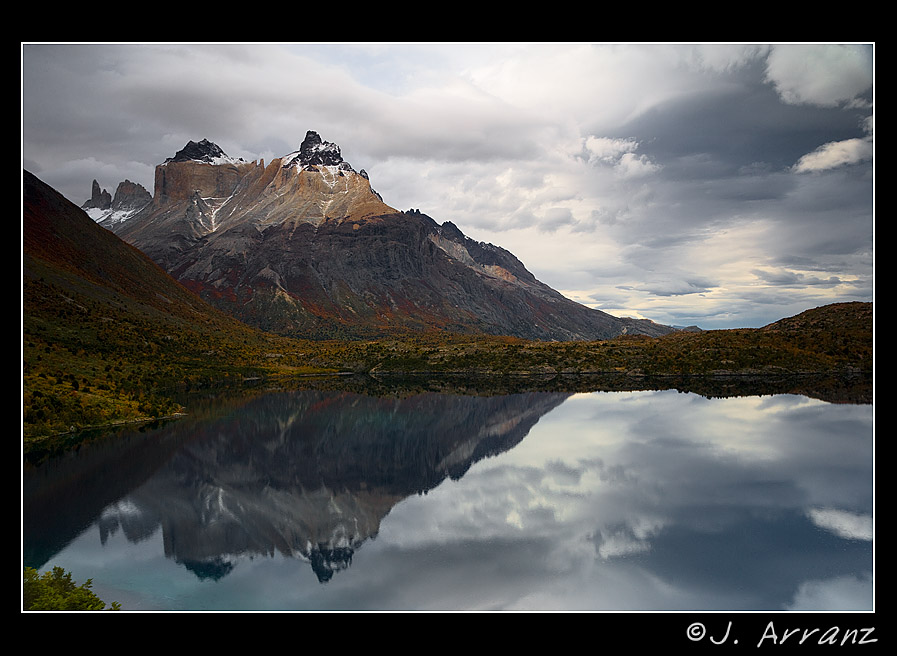 cuernos del paine author arranz jess