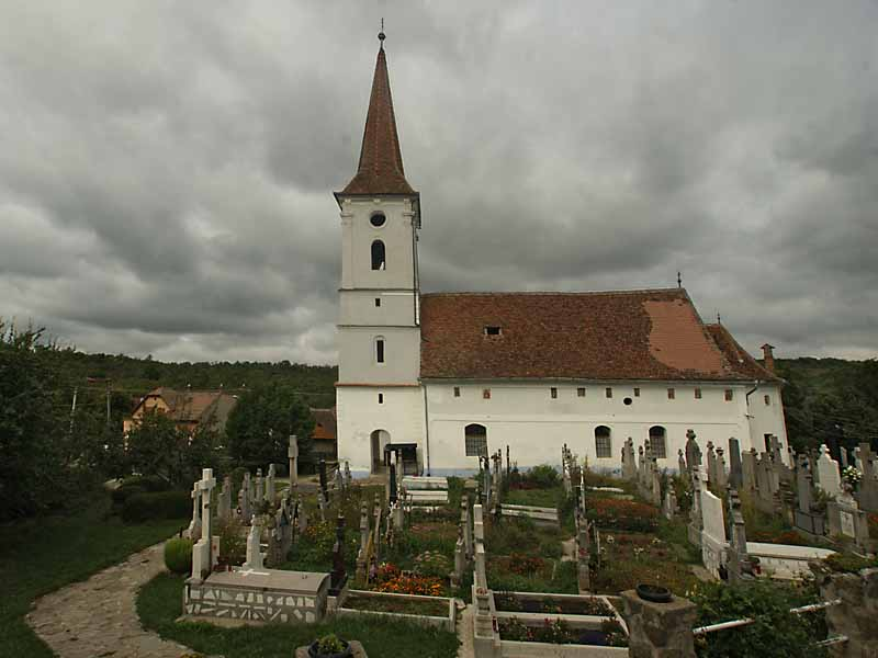 gathering storm over a rural romanian church auth downs jim