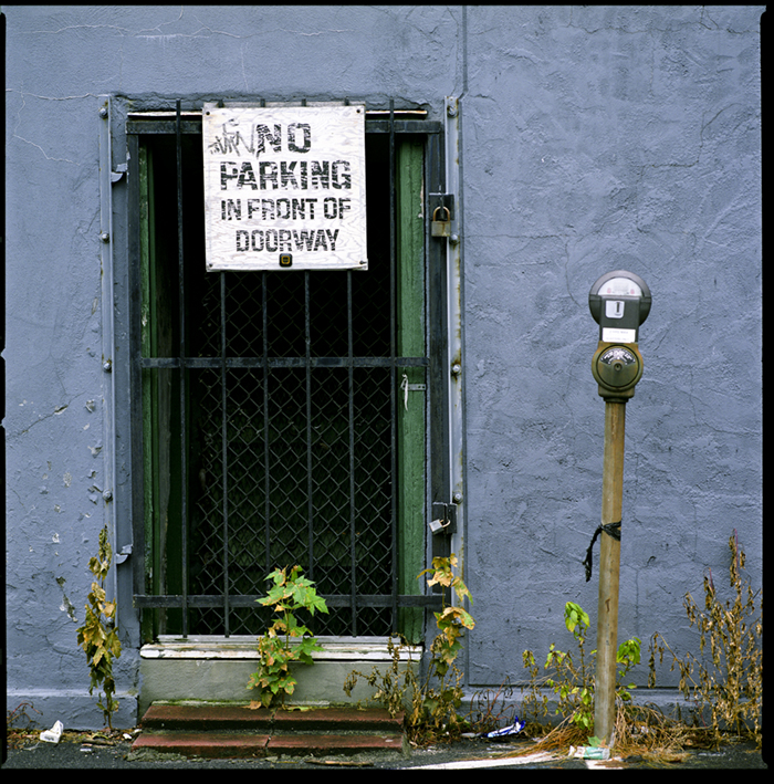 no parking but if you must author mello philli phillip