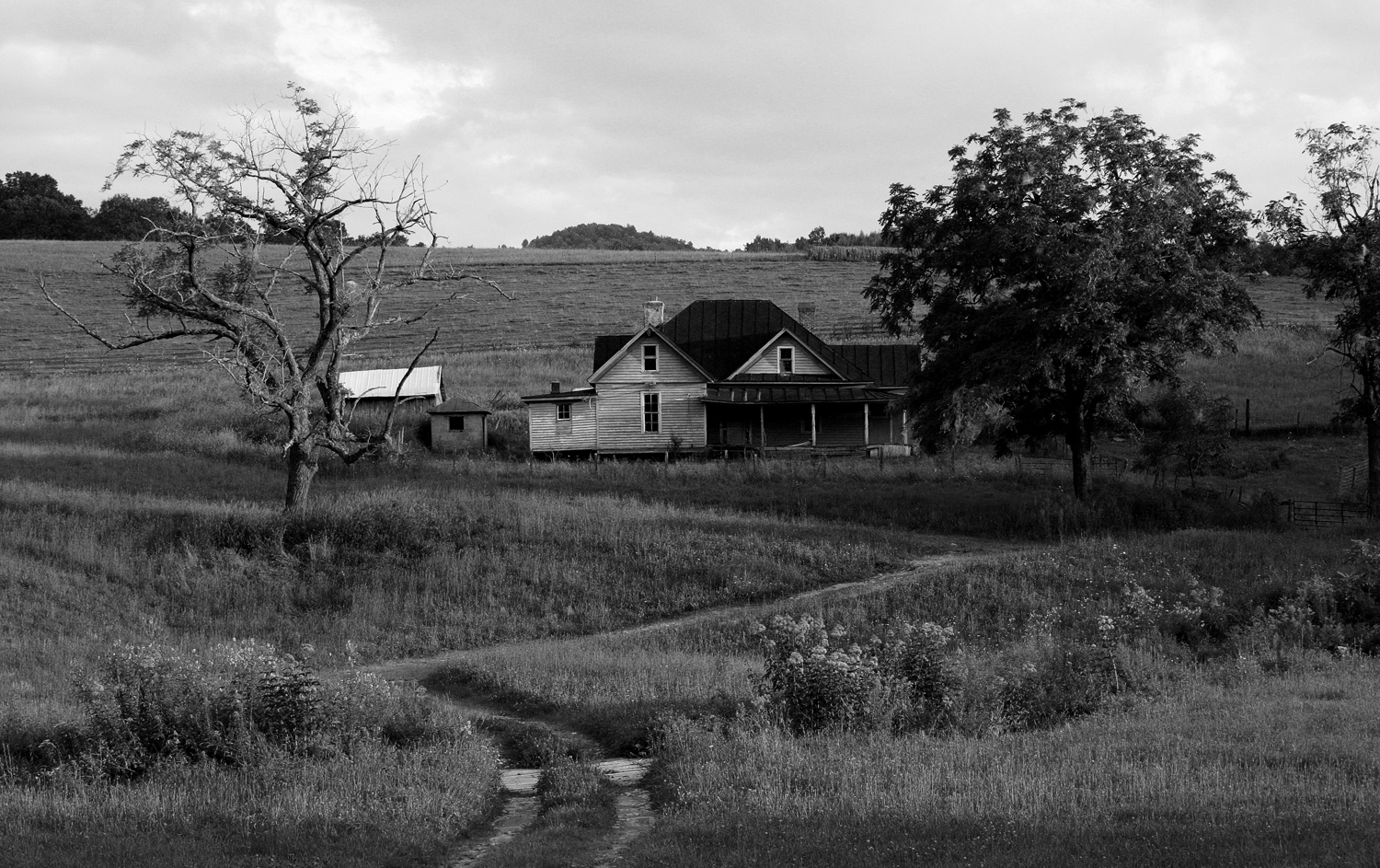 old house alleghany county north carolina b w aut kelly landrum