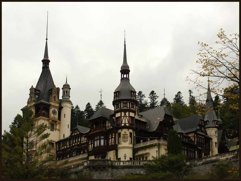 peles castle author downs jim