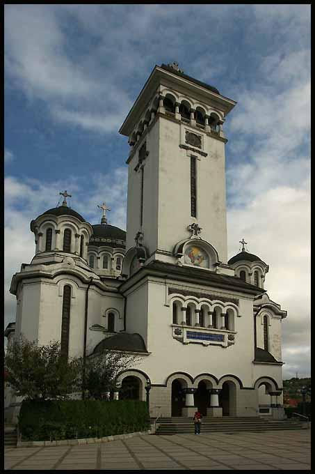 church architecture in sighisoara romania author downs jim