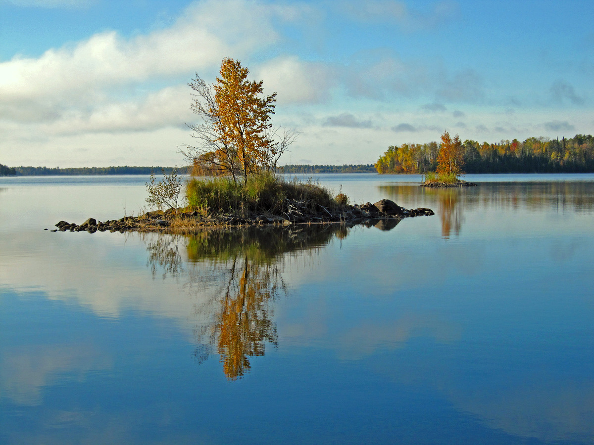 fall color on the little islands author pluskwik paul